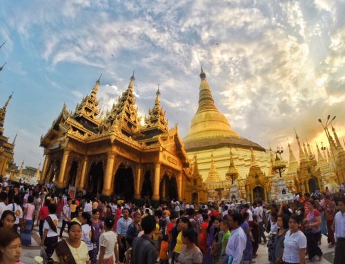 Why you need to visit Myanmar NOW