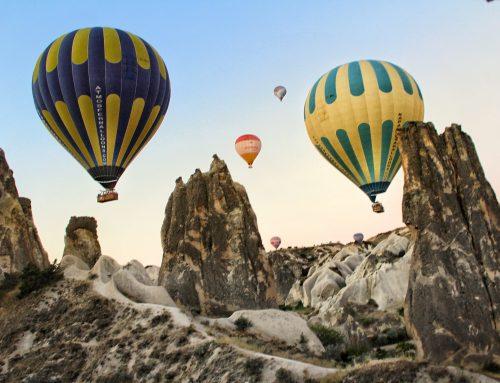 The Natural Wonders of Cappadocia